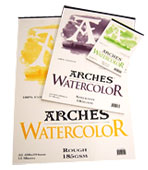 Arches Watercolour papers